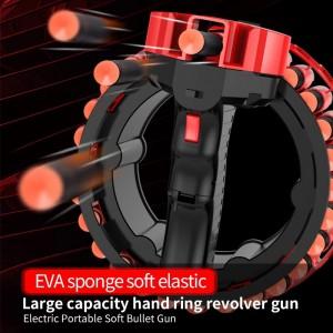 Revolving Nerf Gun