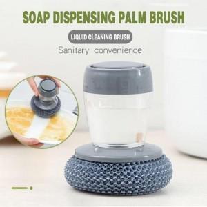 Dispensing Palm Brush