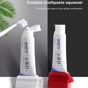 4 pcs Rolling Toothpaste Squeezer