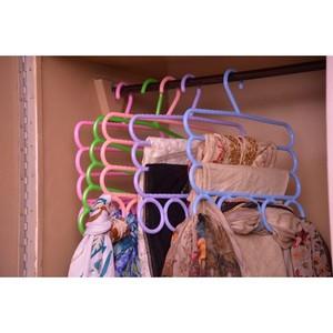Cloth Hanger With Dupatta Holder