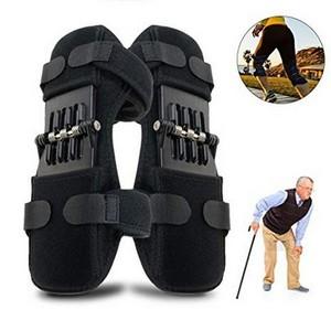 PowerKnee Spring Knee Pad Joint Support Knee Pads Joint Pain Relief 1 Pair