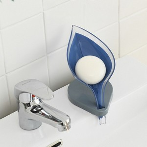 Creative Double Layer Automatically Draining Soap Holder