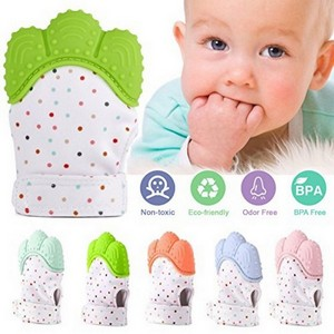 2 Pieces Baby Teether